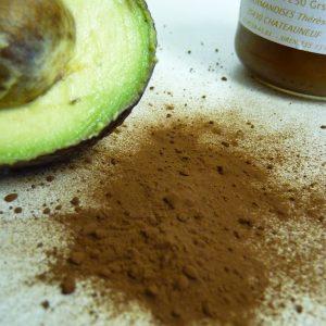 Masque Hydratant Visage Avocat – Chocolat